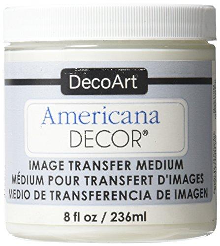 Deco Art Immagine trasferimento Medio 8Oz-Clear