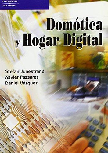 Domótica y hogar digital de Stefan Junestrand (nov 2004) Tapa blanda
