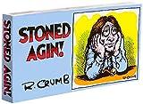 Fliptomania R. Crumb Flipbook - Stoned Agin!