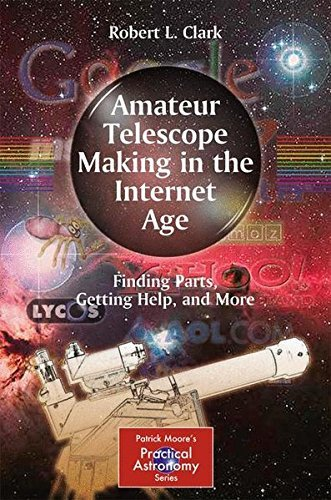 Amateur Telescope Making in the Internet Age: Finding Parts, Getting Help, and More (The Patrick...