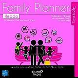 Quo Vadis – 238225Q – 1 Kalender Family Planner Hebdo – September 2019 bis August 2020-30 x 30 cm