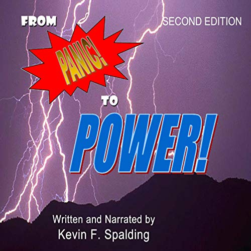 From Panic to Power audiobook cover art