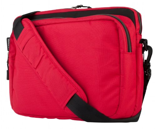 """Cocoon CLS456RD Sleeve2 13"""" Laptop Sleeve includes GRID-IT! Accessory Organizer (Racing Red)"""