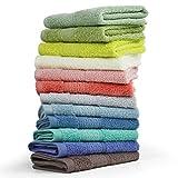 Best Wash Cloths - Cleanbear 100% Cotton Wash Cloths 12 Pack Bath Review
