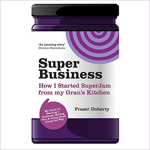 SuperBusiness cover art