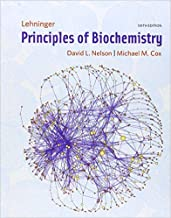 Lehninger Principles of Biochemistry by David L. Nelson Michael M. Cox 6 edition (Textbook ONLY, Hardcover)