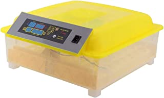48 Eggs Digital Incubator With Fully Automatic Egg Turning With Temperature Control Clear Hatching For Chickens Ducks Goos...