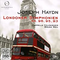 London Symphonies 1 by JOSEPH HAYDN (2010-01-23)