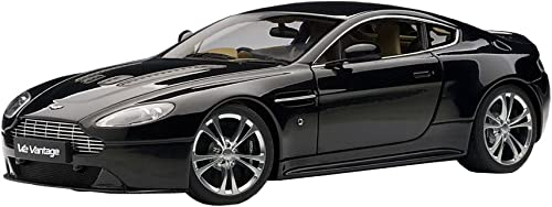 Aston Martin V12 Vantage - schwarz 2010 1 18 Model 70207