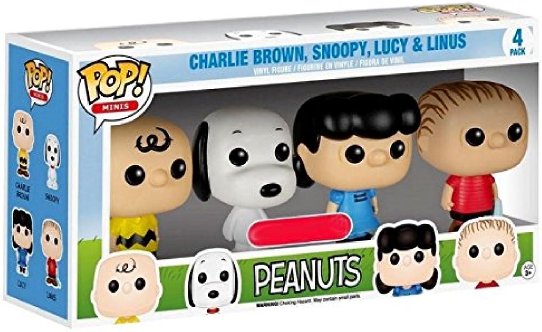 descuentos y mas Peanuts Target Exclusive Exclusive Exclusive Funko Pop Minis by OPP  suministro de productos de calidad