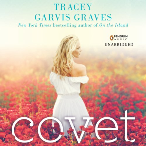 Covet audiobook cover art