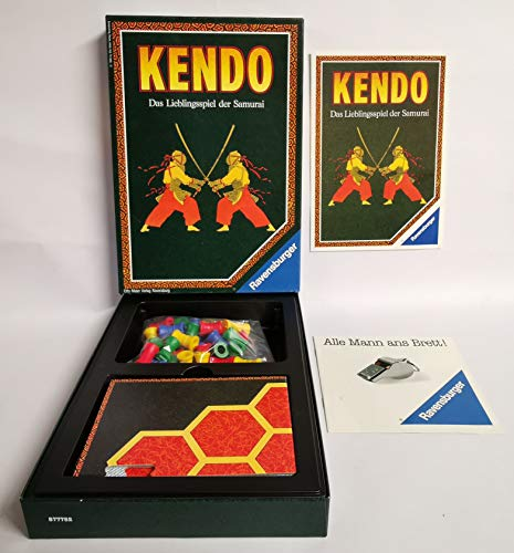 Ravensburger Kendo - Das Lieblingsspiel der Samurai