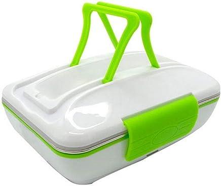OIPIYUT Tragbare elektrische Heizungs-Lunchbox aus Edelstahl und Kunststoff für das Haus und den Haushalt B07MSCVBX2 | Kompletter Spezifikationsbereich