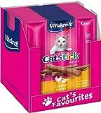 Vitakraft Cat-Stick Mini - Friandise premium pour chat saveur Volaille et Foie -...