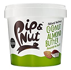 DELICIOUS NATURAL NUT BUTTER - Pip & Nut Coconut Almond Butter is made from just four ingredients: almonds, coconut, agave syrup and sea salt ABSOLUTELY NO PALM OIL - Pip & Nut never add any palm oil to our nut butters, so they are good for you, and ...