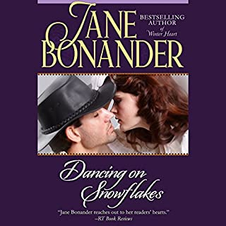 Dancing on Snowflakes                   By:                                                                                                                                 Jane Bonander                               Narrated by:                                                                                                                                 Dara Rosenberg                      Length: 11 hrs and 41 mins     8 ratings     Overall 4.1