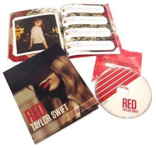 Red (Limited Zinepack als Fan-Magazine inkl. Downloadcode für 6 Bonustracks)