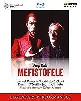 Mefistofele [Blu-ray]