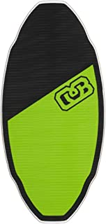 DB Skimboards Flex Proto Skimboard Green/Black Medium