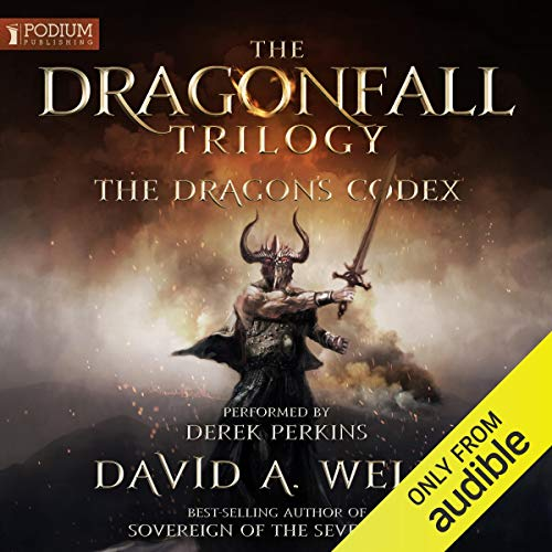 The Dragon's Codex Titelbild