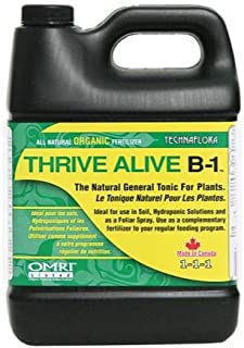 Technaflora 720640 Plant Nutrient, 1 Liter, Green