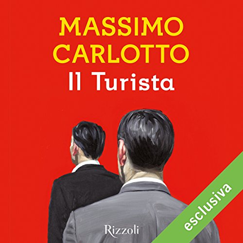 Il turista audiobook cover art