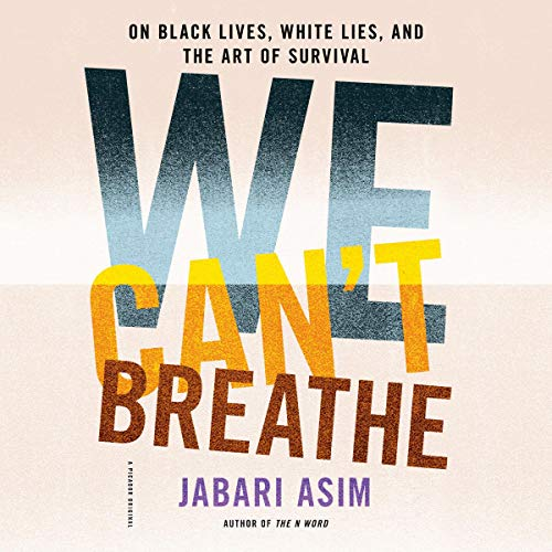 We Can't Breathe audiobook cover art