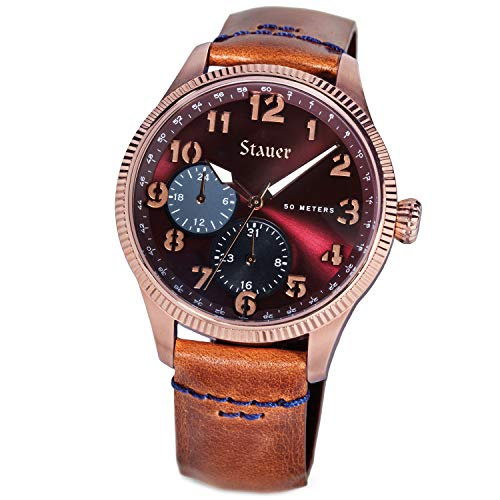 Stauer Men's Bimini Watch with Stainless...