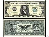 (5) Patriot Million Dollar Bill