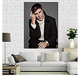 ZOEOPR Plakat Chris Hemsworth Tv Filmschauspieler Star