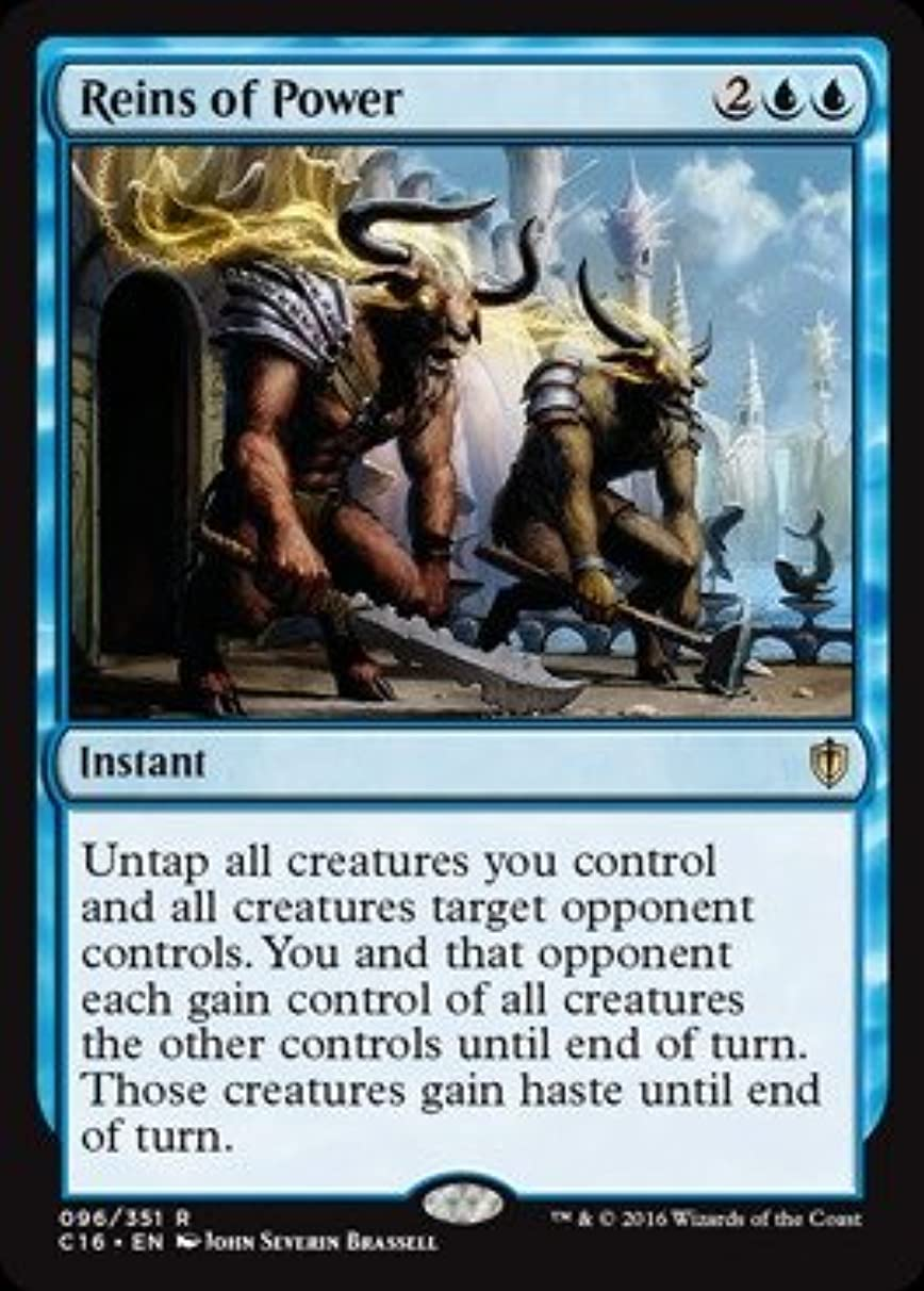 Magic: the Gathering - Reins of Power (096/351) - Commander 2016