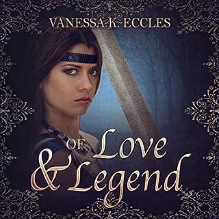 Of Love & Legend  cover art