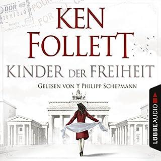 Kinder der Freiheit     Die Jahrhundert-Saga 3              Autor:                                                                                                                                 Ken Follett                               Sprecher:                                                                                                                                 Philipp Schepmann                      Spieldauer: 42 Std. und 11 Min.     5.539 Bewertungen     Gesamt 4,6
