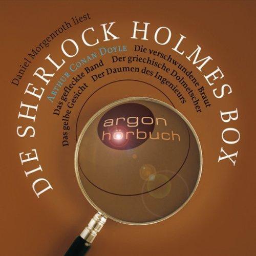 Der griechische Dolmetscher und andere Sherlock Holmes Abenteuer Titelbild