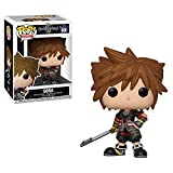 LAST LEVEL- Funko Figura Pop Kingdom Hearts 3 : Sora, Multicolor (FFK34052)
