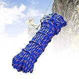 jiele corda da arrampicata, speleologia, ausiliario - Sling, multiuso resistente materiale, diametro 10 mm durevole di corda di sicurezza