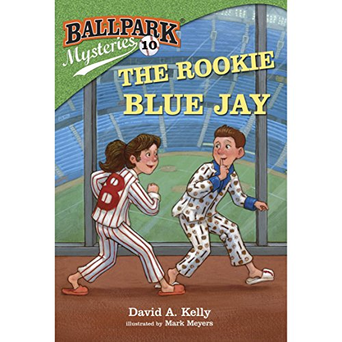 The Rookie Blue Jay audiobook cover art