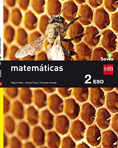 Matemáticas. 2 ESO. Savia - 9788467586787
