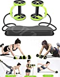 HOLME'S Advance Xtreme ABs Roller for Abdominal Training/Total Body Workout Back Exercise Fat
