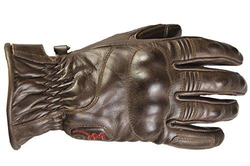 """Windsoroyal - Motorradhandschuhe """"Alton"""" für Damen, Sommer-Handschuhe, Schwarz, L"""