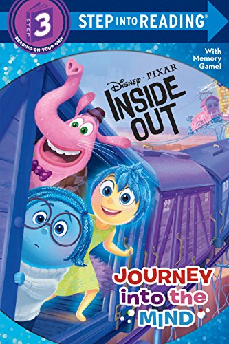 Journey into the Mind (Disney/Pixar Inside Out) (Step into Reading)