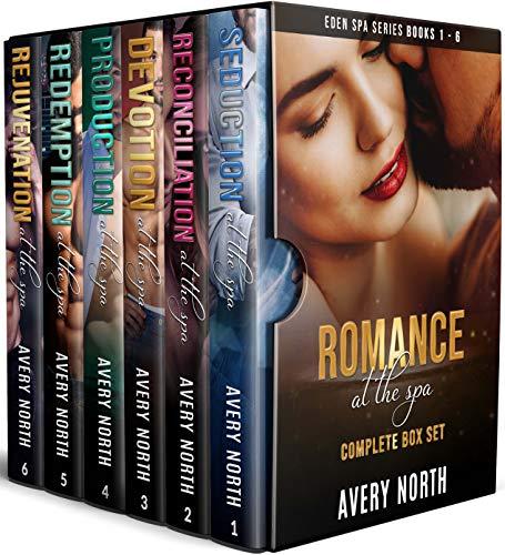 Romance At The Spa: Eden Spa Series Complete Box Set