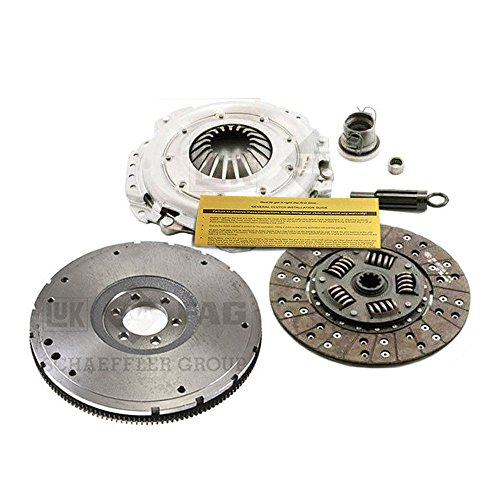 LUK CLUTCH KIT & FLYWHEEL WORKS WITH 94-04 JEEP CHEROKEE GRAND XJ ZJ WJ WRANGLER YJ TJ 4.0L