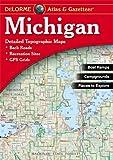 DeLorme® Michigan Atlas & Gazetteer (Delorme Atlas & Gazeteer)