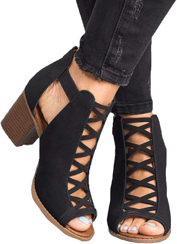 XIATI 2019 New Block Heels High Heels Luxury Summer Women shoes Sandals