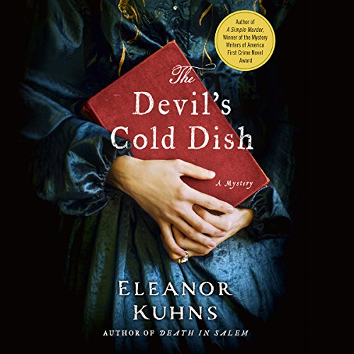 The Devil's Cold Dish audiobook cover art