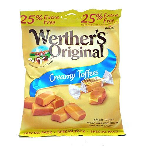 De Sucre De Caramel Werther De 80G Gratuitement - Paquet de 2