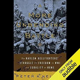 A More Unbending Battle audiobook cover art
