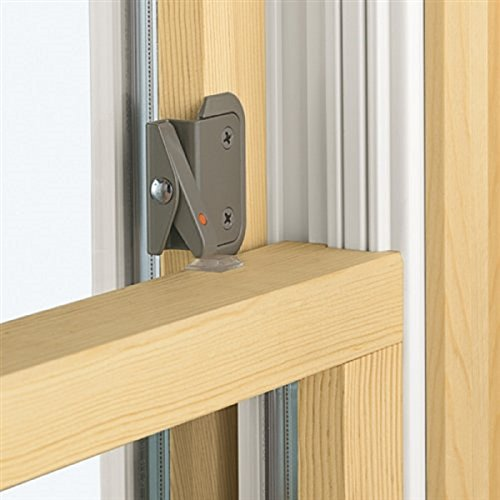 Andersen Double-Hung Window Opening Control Device Kit in Stone Color
