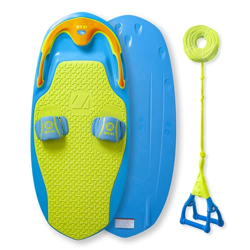 ZUP You Got This 2.0 Board and Handle Combo, All-in-One Kneeboard, Wakeboard, Wakeskate, and...